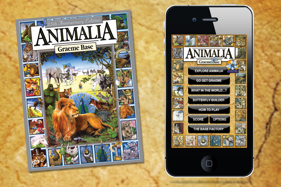 Animalia - Educational App