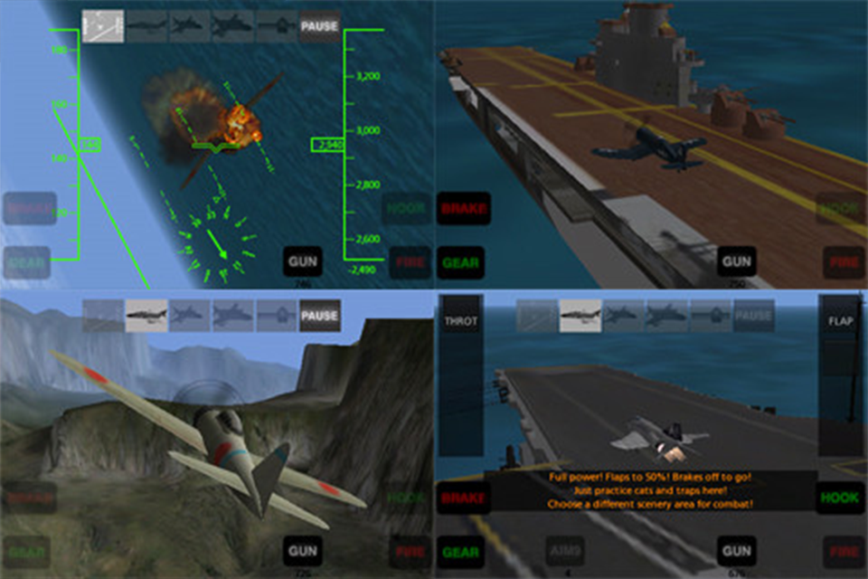 Screenshot XCombat