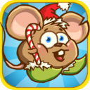 "Mouse Maze Best Christmas FREE by ""Top Free Games"" mobile app icon"